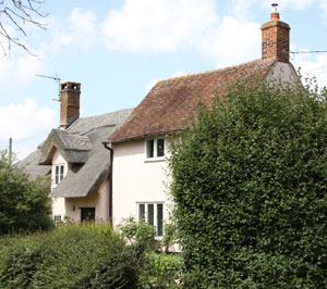 Suffolk country cottage